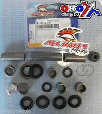 Honda CR125R CR250R CR500R 89-90 All Balls Roulement Bras Oscillant & Kit Joint