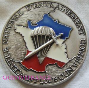 MED12403 - MEDAILLE CENTRE NATIONAL D'ENTRAINEMENT COMMANDO DE MONT-LOUIS