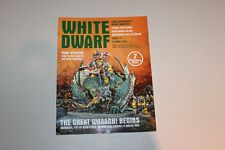 Warhammer White Dwarf Issue 117 April 2016 - The Great Waaagh! Begins