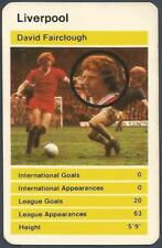 SUN-SOCCERCARDS-1979-#095-WALES /& LIVERPOOL-WREXHAM-JOEY JONES