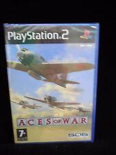 Aces of War nuevo y precintado playstation 2