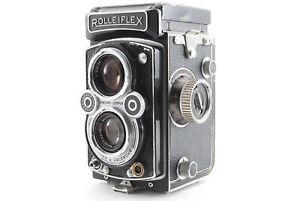 [Very Good]Rolleiflex 3.5B MX-EVS TLR Camera Schneider Xenar 75mm Lens 742731