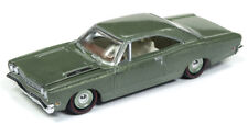 Racing Champions 1/64 1968 Plymouth Road Runner Avocado Green Die-Cast Car RC008