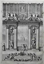 Jean Le Pautre Suite DESSEINS de LAMBRIS à L'ITALIENNE 1659 chez Mariette