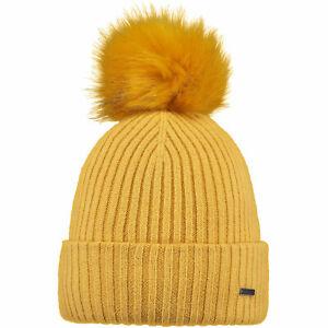 Barts Kenzie Beanie Damen Wintermütze Gelb (Yellow)