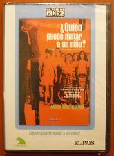 ¿Quién puede matar a un niño? [DVD] Narciso Ibañez Serrador, Antonio Janzo NUEVO