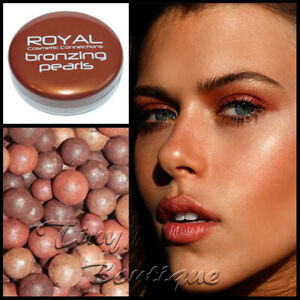 Royal Bronzing Pearls High Shimmer Bronzer Highlighter 50g