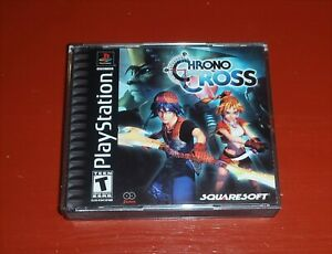 Chrono Cross (PlayStation 1, 2000 PS1)-Complete