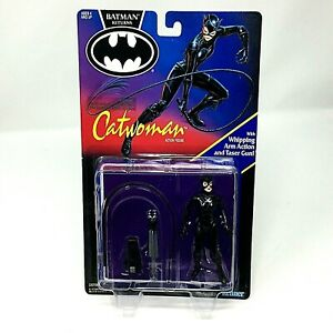 Batman Returns Catwoman With Whipping Arm Action And Taser 1991