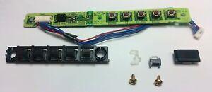 Panasonic TH-50PHD7UY HD Plasma TV V1 IR and TV Control Board TNPA3199