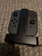 Official Nintendo Switch Joy Con Black Charging Docking Station - 4 Controllers