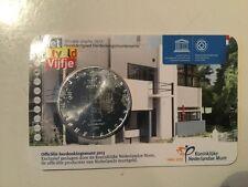 Coincard 2013 Rietveld  vijfje 5 euro Nederland  UNC