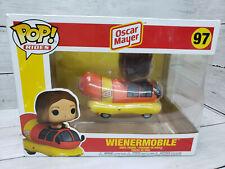Funko Pop! Rides Oscar Mayer Wienermobile Vinyl Figure