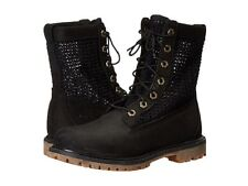 Brand New Timberland Women's Femmes Auth open Weave Black Boot Sz 7.5US,38.5EUR