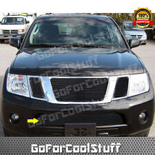 For Nissan Pathfinder 2008 2009 2010 2011 2012 Black Bumper Billet Grille Insert