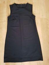 MANGO NERO Shift Dress con cerniera posteriore EUR XS