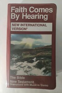 Faith Comes By Hearing New International Version New Testament Bible Cassettes