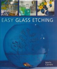 GLASS ETCHING etched glassware patterns designs gifts holiday ornaments votive
