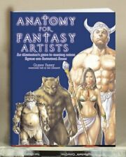 Anatomy for Fantasy Artists: An Illustrator's Guide to Creating Action Figure.
