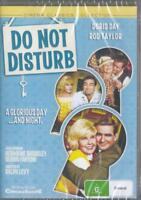 DO NOT DISTURB - DORIS DAY - NEW AND SEALED DVD - FREE LOCAL POST