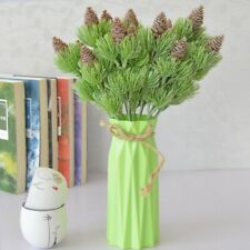 Artificial Pine Cones Fake Plant Tree for Christmas Party Decoration Home Decor