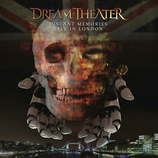 DREAM THEATER - Distant Memories - Live In London (2020) 3CD+2DVD