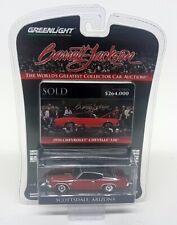 Greenlight 1/64 Scale Barrett Jackson 1970 Chevrolet Chevelle LS6 Diecast Car