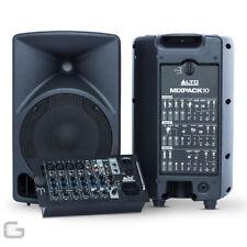 Packs DJ et sono pour équipement audio et vidéo professionnel
