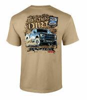 Ford 150 Raptor Hit The Dirt Adult Men's Short Sleeve Tee Shirt Black