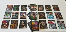 Dynamic Impact Rugby League Cards NRL ARL 1995. Great Condition Trading Cards