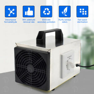Ozone Generator Machine Air Purifier Ionizer Ozonator 10000mg/h 110V 220V