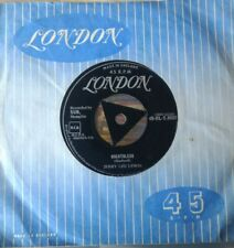 JERRY LEE LEWIS, BREATHLESS/DOWN THE LINE, UK TRI-CENTRE LONDON 45 RPM SINGLE