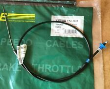 Accelerator Cable FKA1044 First Line Throttle 862721555A Top Quality Replacement