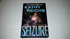 Seizure: A Virals Novel by Kathy Reichs (2011) DOUBLE SIGNED 1st/1st