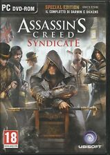 Assassin's Creed: Syndicate Special Edition multil. (PC, 2015 DVD-Box) MIT Uplay