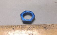 New listing Lot of 5 - Aluminum Tube Fitting Locknuts - P/N: An 6289 (Nos)