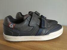 Boys Geox Elvis Trainers Lo Top Sneakers Size EU 34 / UK 2.5 NEW