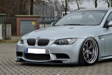 Front Bumper Elerons spoiler Splitter Valance Tuning Sport ABS E 92 93 Coupe M3