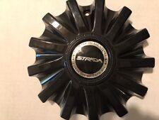 STRADA Wheels Black Wheel Rim/WHEELS Center Cap # 11812285F-1-1ea-SHIPS TODAY!!!