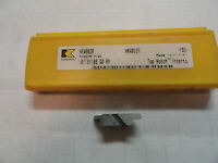 Kennametal GDR 4062 IP Carbide Insert KC6725 Grade New