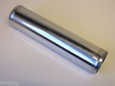 "Polished Alloy Induction Pipe 2.75"" 70mm Straight (300mm / 12""  Long)"