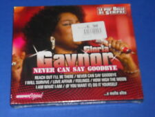 Gloria Gaynor - Never can say goodbye -  CD SIGILLATO