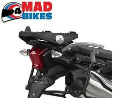 GIVI  TOP BOX LUGGAGE RACK CARRIER FOR TRIUMPH TIGER 1200 EXPLORER & M5 PLATE
