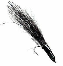 Dubiel's Finesse Black Midnight Epoxy Fly Fishing Flies