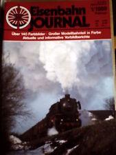 Eisenbahn Journal 1 1989 -- Der Wittfeld-Akkutriebwagen