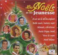 CD LES NOËLS DE MA JEUNESSE    3059