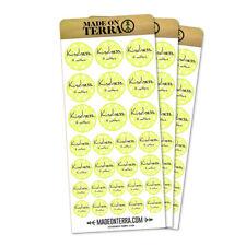 Kindness Removable Matte Sticker Sheets Set