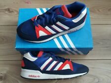Adidas ZX710 UK8.5 ante azul 850 SPZL 400 Boston CP Rojo 550 Super OG DS