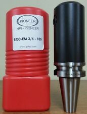 "HPI Pioneer BT30 3/4"" End Mill Holder 4.13"" Coolant Thru **NEW**"
