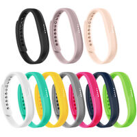 10 Pack Replacement  Wristband Bracelet Watch Band Wrist Strap For Fitbit Flex 2